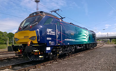 Class-88 train